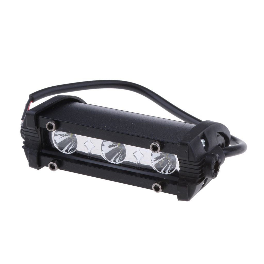 MagiDeal LED Work Light 9W 2000LM Led Light Bar Driving Lights Led Lights with Mount for Jeep Truck Motorcycle