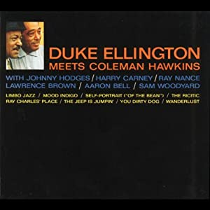 """Afficher """"Duke Ellington meets Coleman Hawkins"""""""