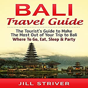 Bali Travel Guide Hörbuch