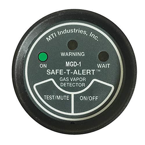 Safe T Alert Gas Vapor Alarm Ul 2