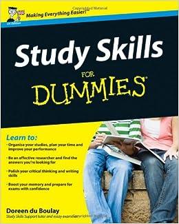 Dissertation study habits