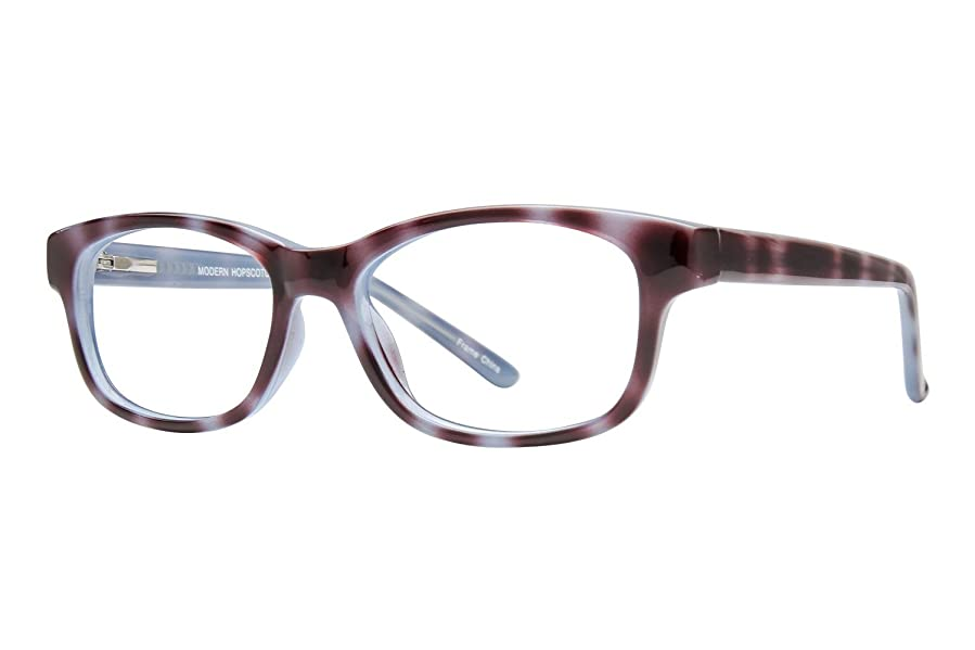 Amazon.com: Lunettos Kody Childrens Eyeglass Frames - Blue Tortoise ...