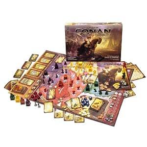 Devir - La Era de Conan, juego de mesa (BGCONAN)