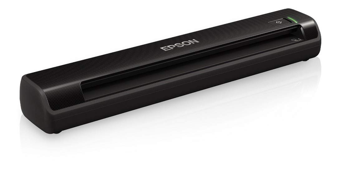 Epson WorkForce DS-30 Portable Document Scanner for PC and Mac, Sheet-fed, Mobile/Portable by Epson