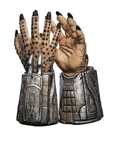 Childrens Alien Costumes (Alien Vs. Predator Child's Costume Hands)