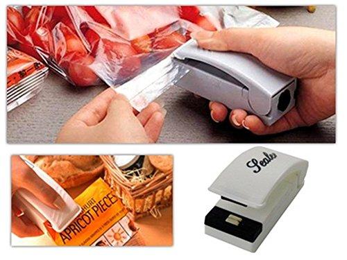 Tragbare Mini-Handy-Plastic Bag Sealer Folienschweißgerät