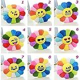 LQT Ltd 1pc Stuffed Animal Emoji Pillow Cushion Decoration Decorative Pillows Smiley Face