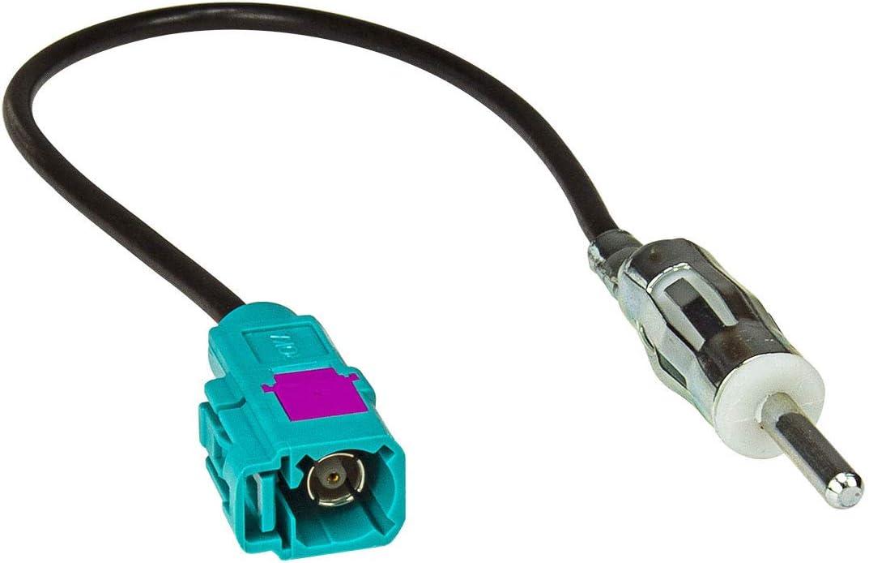 Tomzz Audio 1500 029 Fakra Antennenadapter Kupplung Elektronik