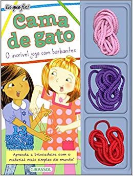 Cama de Gato... Com Barbante - Vol.2: Bia Pappone: 9788539415823: Amazon.com: Books