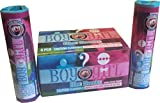 Baby Gender Announcement Smoke Pink 6 pack