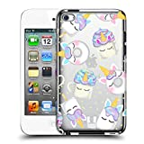 Head Case Designs Unicorn Kawaii Food Hard Back Case for Apple iPod Touch
