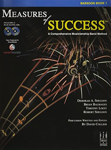 Book 1 Bassoon - Measures of Success, Bassoon Book 1