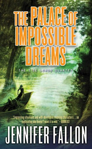 book cover of The Palace Of Impossible Dreams