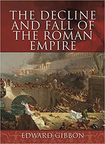 rise and fall of roman empire summary
