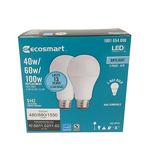 daylight bulb 3 way - 8