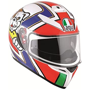 AGV K3 SV Marini motocicleta casco XS – dot-approved