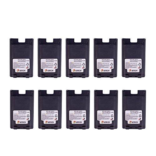 - 10 Pack Bommeow BVCL0087-2600-D Replacement Battery for Vertex VX-820 VX-920 VX-970 Series VX-821 VX-824 VX829 VX-929