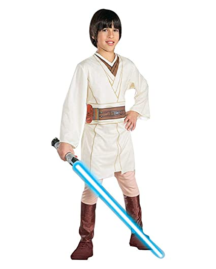 Traje de Niño Kenobi Star Wars Obi-Wan: Amazon.es: Juguetes ...