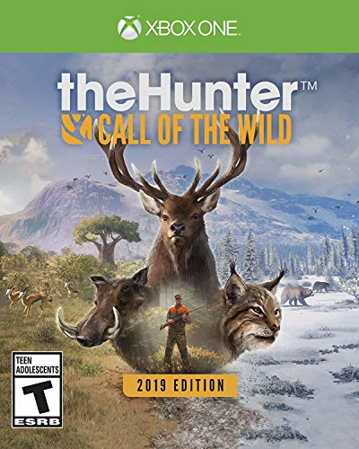 theHunter: 2019 Edition - Xbox One (Best Games For 2019 Ps4)