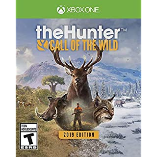 theHunter: 2019 Edition - Xbox One