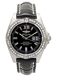 Breitling Windrider automatic-self-wind mens Watch A49350 (Certified Pre-owned)