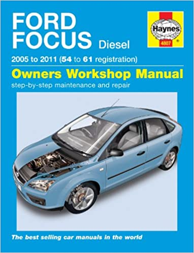 Ford focus diesel service and repair manual 2005 2011 haynes ford focus diesel service and repair manual 2005 2011 haynes service and repair manuals martynn randall 9780857337009 amazon books fandeluxe Images