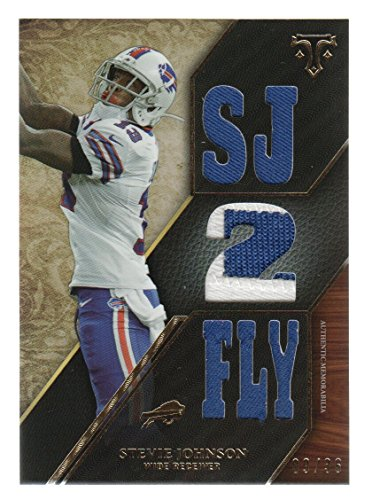 aeda927a3 Stevie Johnson Buffalo Bills Memorabilia at Amazon.com