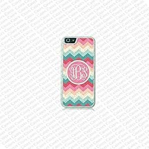 Chevron Monogram iPhone 6 Case,Monogram iPhone 6 Cover, Custom iPhone 6 Cases, Cute monogram iPhone 6 Case