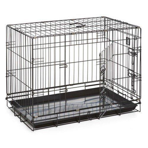 (Dog Life Dog Crate (24x17x20in) (Purple))