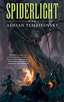 Spiderlight by [Tchaikovsky, Adrian]