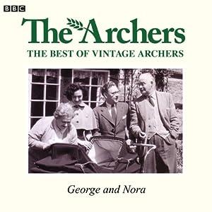 Vintage Archers: George and Nora Radio/TV Program