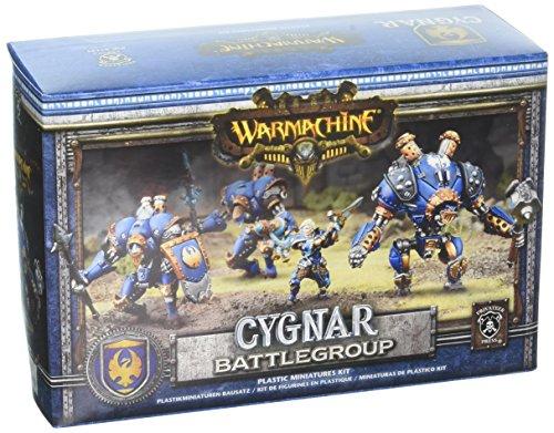 Privateer Press Cygnar Battlegroup Miniature Game Model