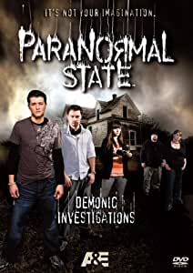 Paranormal State: Demonic Investigations [DVD]