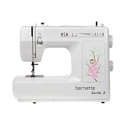 Buy Bernina Bernette Seville 40 Electric Sewing Machine Online At Low Classy Bernina Sewing Machine India