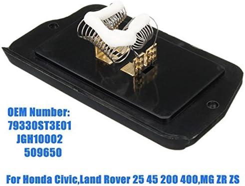 For Rover JGH10002 Honda Civic 79330ST3E01 Car Heater Fan Blower Resistor