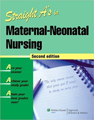 Straight as in maternal neonatal nursing 9781582556932 medicine straight as in maternal neonatal nursing 9781582556932 medicine health science books amazon fandeluxe Images