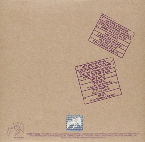 Led Zeppelin - In Through The Out Door (Deluxe Cd Edition) - Zortam Music