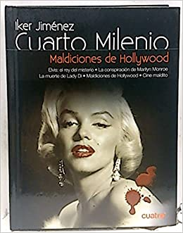 Cuarto Milenio, 1: Maldiciones de Hollywood: Amazon.es: Iker Jiménez ...