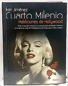 Cuarto Milenio, 1: Maldiciones de Hollywood: Amazon.es: Iker ...