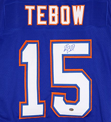 tim tebow signed football - 3