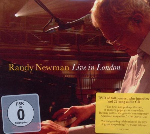 Randy Newman: Live In London (Audio CD)