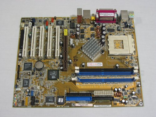 (ASUS A7N8X-E Deluxe Socket 462 A Nvidia NForce2 ATX Motherboard )
