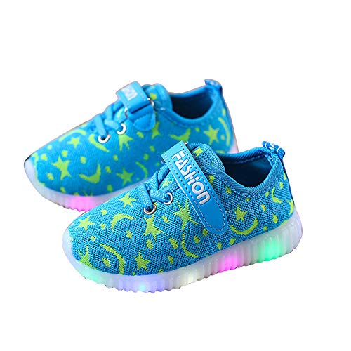 unyielding1 LED Light up Shoes Flashing Sneakers Kids Boys Girls