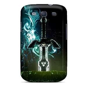 Fashion PC For Case Samsung Galaxy S5 Cover - Zelda Defender