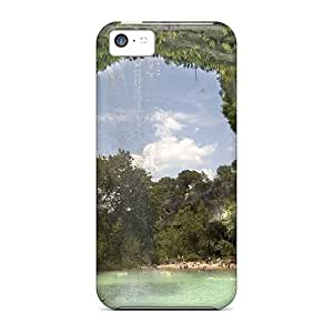 Excellent Design The Best Watering Hole Phone Case For Iphone 5c Premium Tpu Case