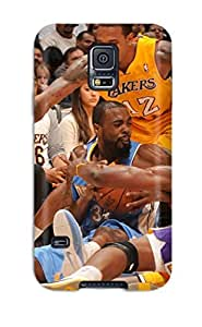 5024854K905442772 los angeles lakers nba basketball (83) NBA Sports & Colleges colorful Samsung Galaxy S5 cases