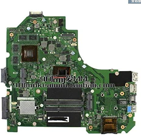 Calvas K56CM For ASUS K56CB K56CM A56C S550CM Laptop Motherboard i5 GT635M 2GB Mainboard Test K56CM mainboard
