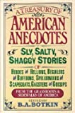 Treasures of American Anecdotes, B. A. Botkin, 0890099219