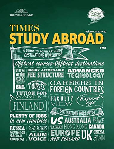 Amazon in: Buy TIMES STUDY ABROAD 2019 - SPRING EDITION Book