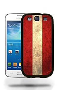 Austria National Vintage Flag Phone Case Cover Designs for Samsung Galaxy S3